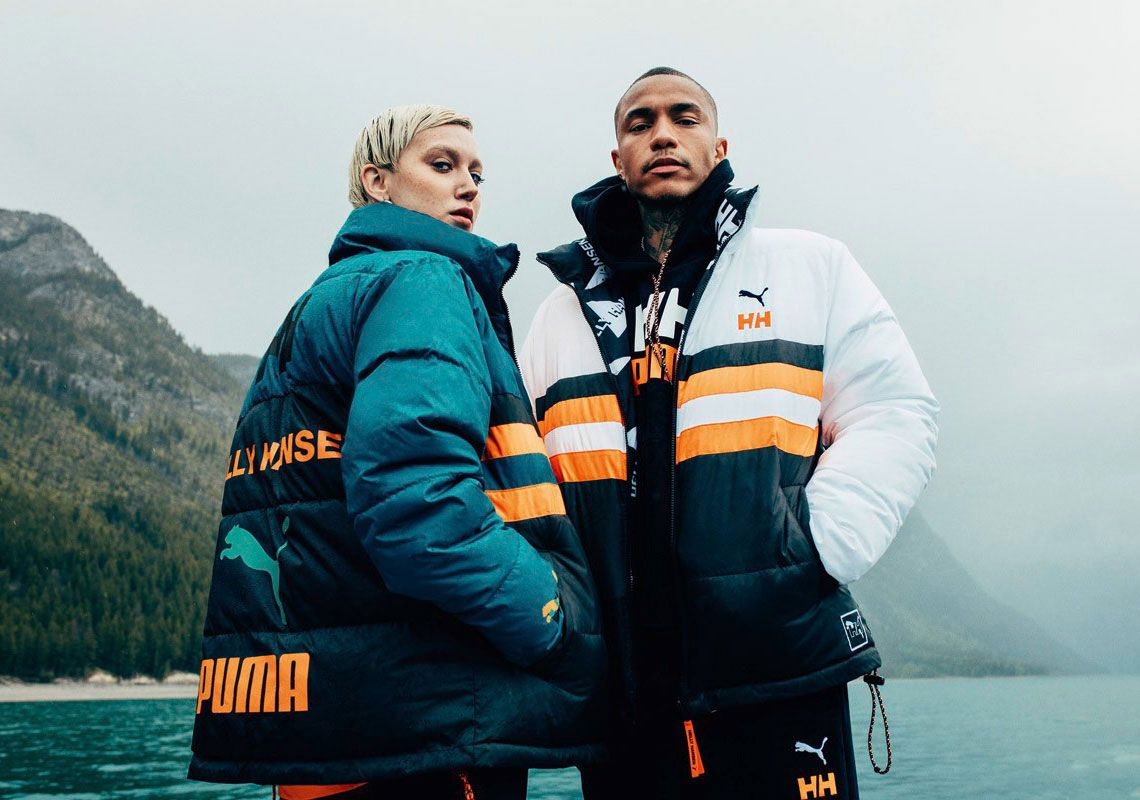 Helly Hansen Puma Fw2019 Collaboration Release Date 5
