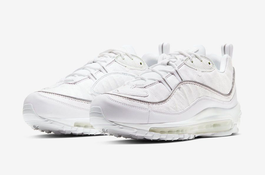 Nike Air Max 98 Tear Away Front Full