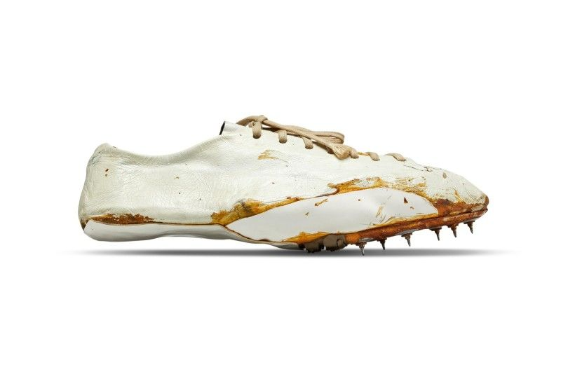 Bill Bowerman Hand Made Waffle Spikes