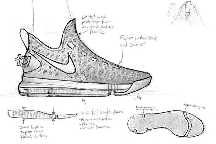 Nike Air Zoom Kd9 1