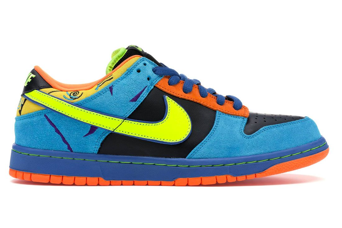 Nike Sb Dunk Low Skate Or Die