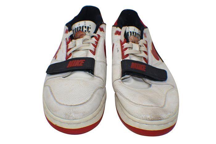 Rare Game-Worn Michael Jordan Sneakers