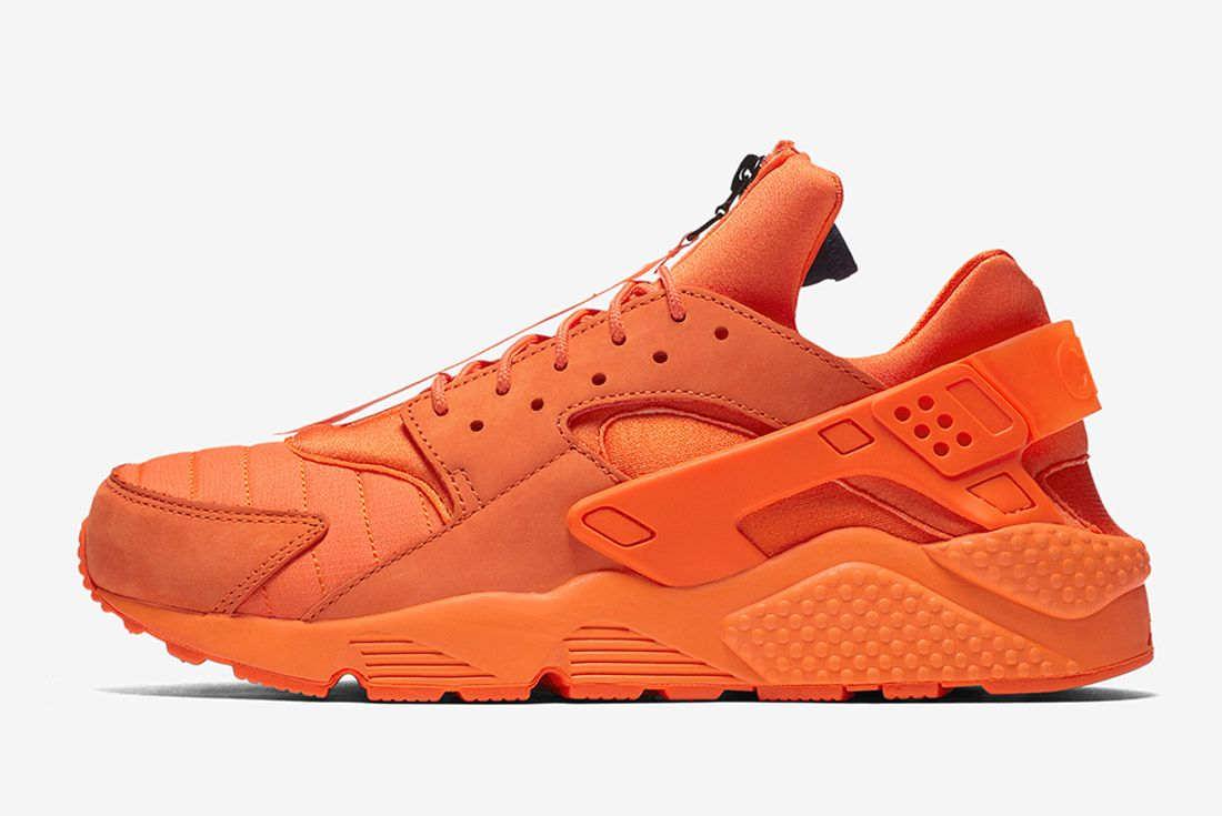Nike Air Huarache Orange Blaze 7