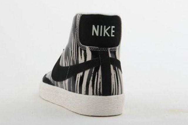 Nike Blazer Mid Zebra 3