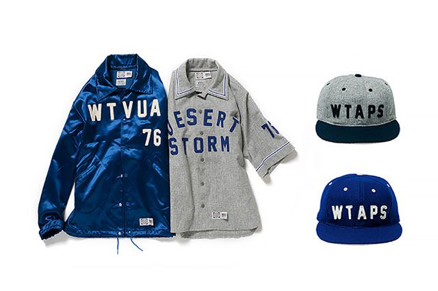 Wtaps Ebbets Capsule Collection 1
