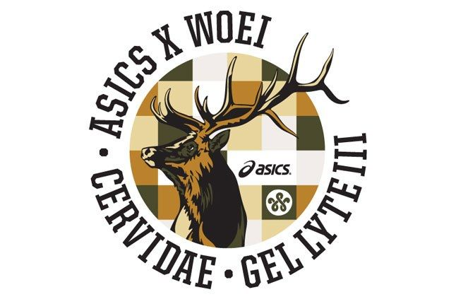 Asics Woei Gel Lyte 3 8 1