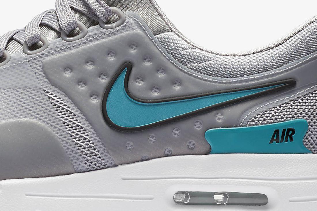 Nike Air Max Zero Wmns Metallic Silver Pack 7