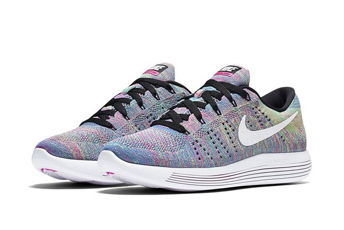 Nike Lunarepic Flyknit Low Multicolour Pack 3