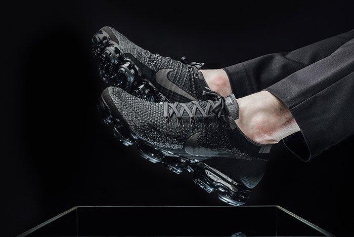 Nike Vapormax Triple Black 3
