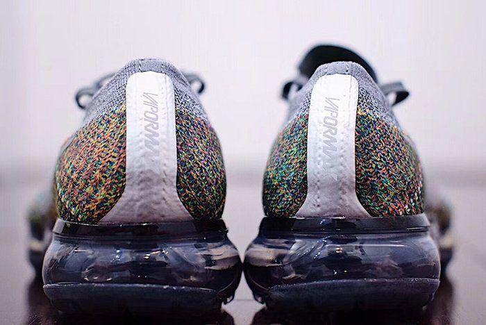 Nike Air Vapormax Multicolour 3