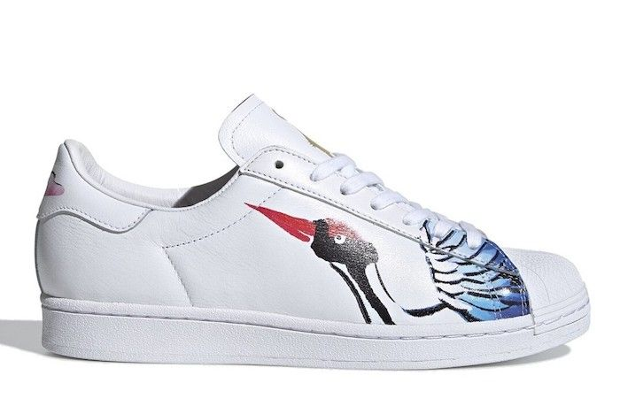 Adidas Superstar Year Of The Rat 1