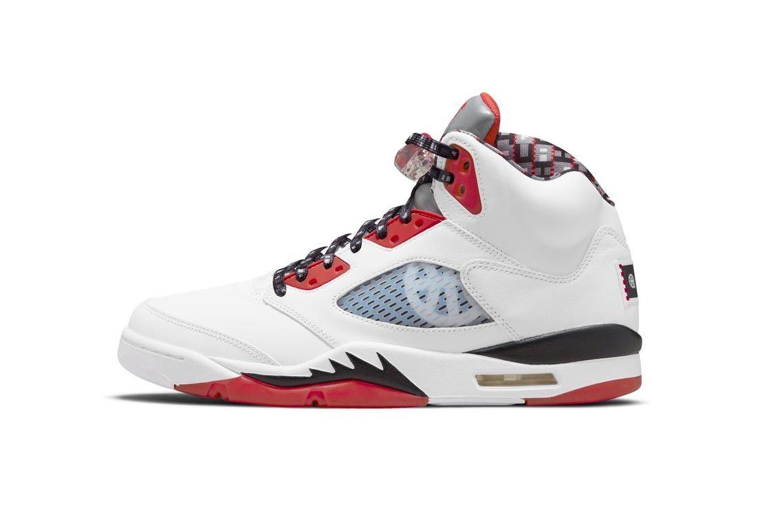 Air Jordan 5 'Quai 54'