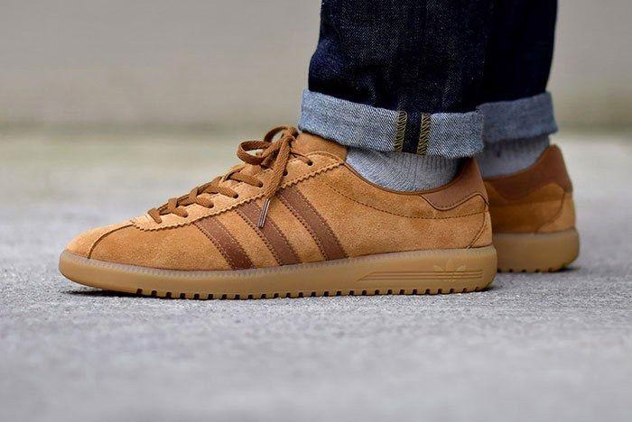 Adidas Originals Bermuda Tobacco 2