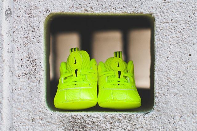 Nike Lil Posite Pro Junior Volt 1