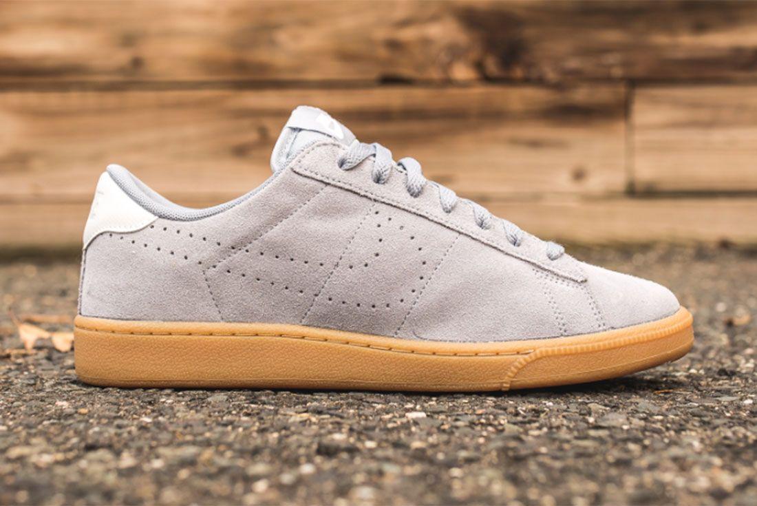 Nike Tennis Classic Ac Grey Gum B