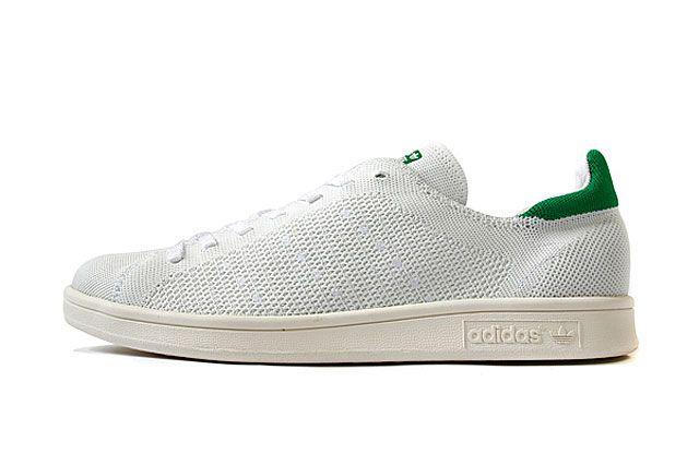 Adidas Stan Smith Primeknit Sideview