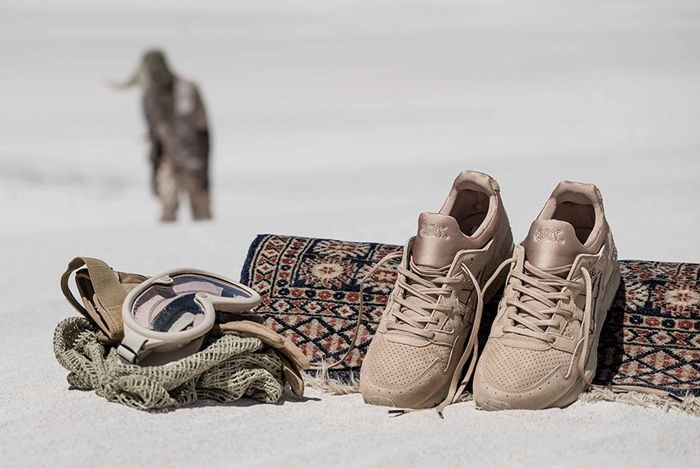 Monkey Time X Asics Gel Lyte V Sand Layer 1