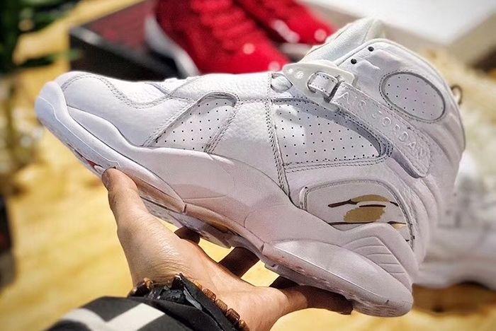 Drake X Air Jordan 8 Ovo Sneaker Freaker 10