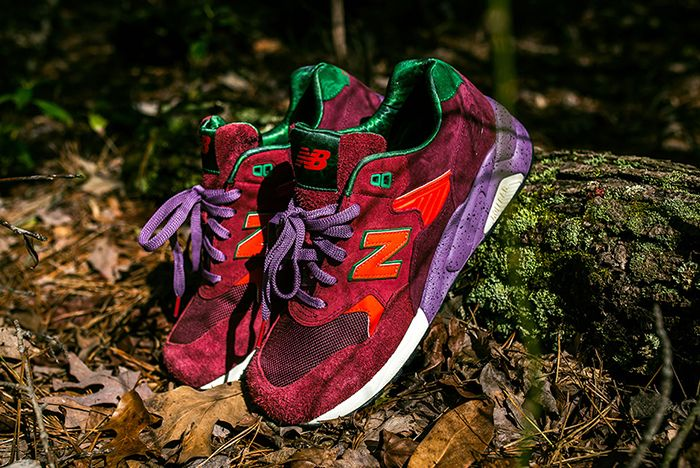 Packer X New Balance 580 6