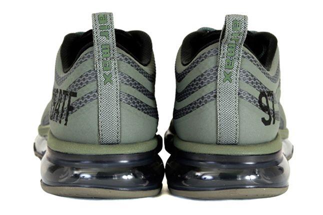 Nike Air Max 97 2013 Qs Usatf Quater Heels 1
