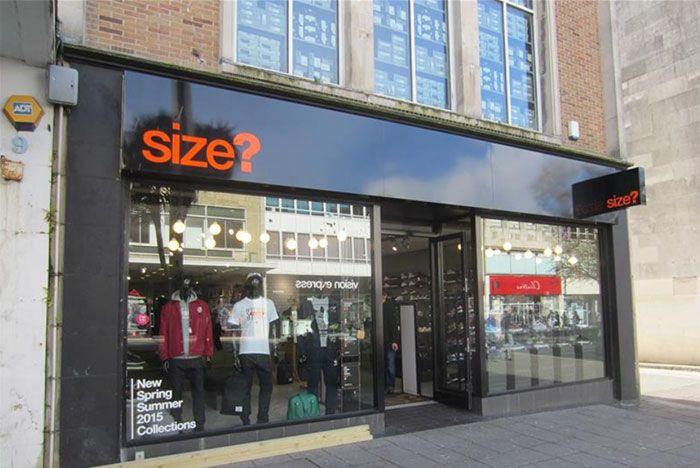 Size Glasgow