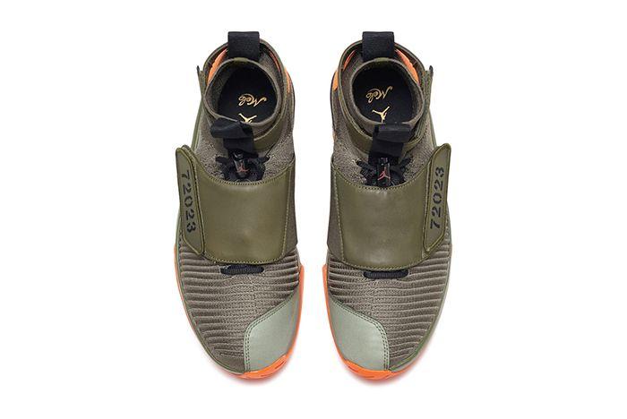 Air Jordan 20 Flyknit 3
