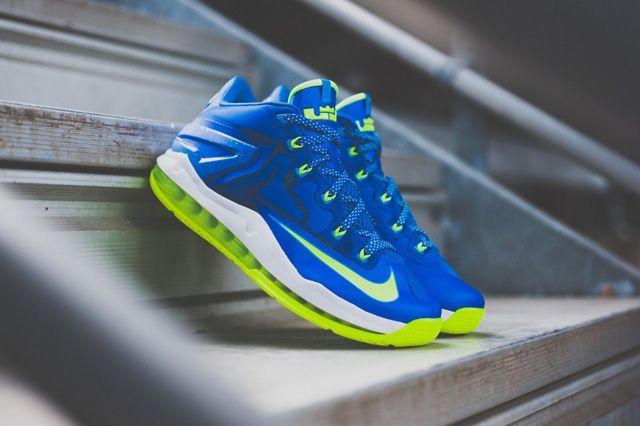 Nike Lebron 11 Low Sprite 6