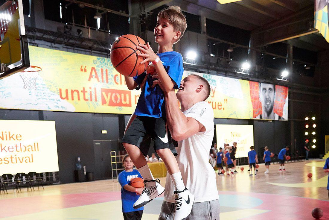 Nike Basketball Festival Event Getty6