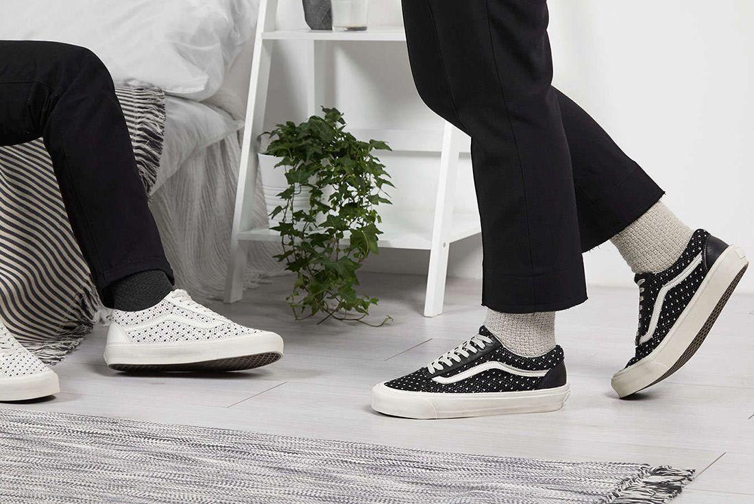 End X Vans Old Skool Winter Wool Sneaker Freaker 7