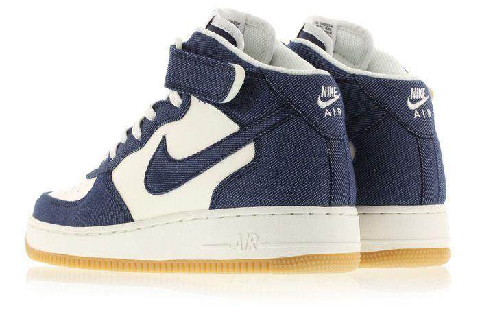 Nike Air Force 1 Denim 1