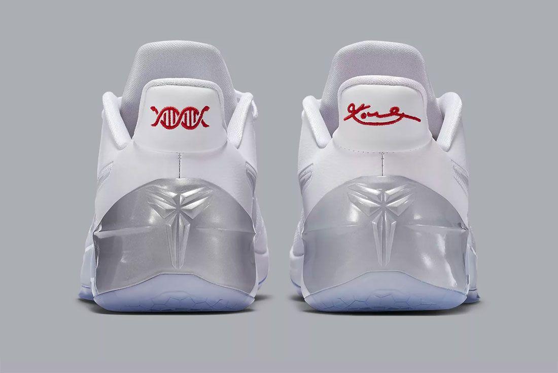 Nike Kobe A D  White Ice 3