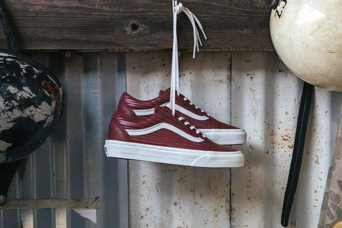 Vans Moto Leather Collection 8