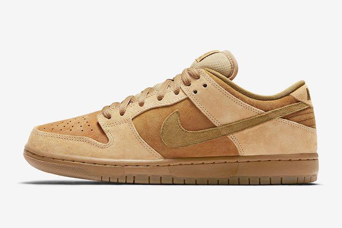Nike Sb Dunk Low Reverse Wheat Forbes2