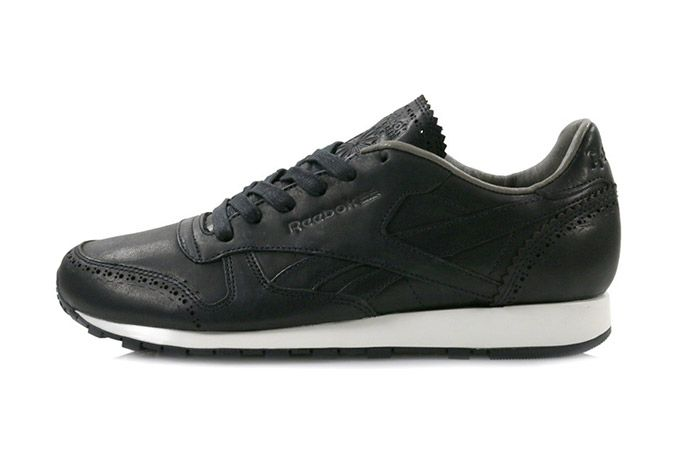 Reebok Classic Leather Horween Pack Black 1