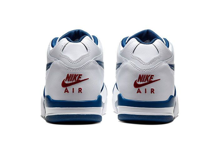 Nike Air Flight 89 True Blue Cn5668 101 Heel