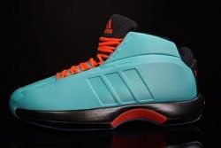 Adidas Crazy 1 Teal Thumb