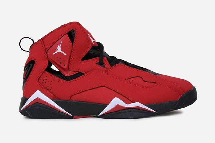 Air Jordan True Flight Gym Red2