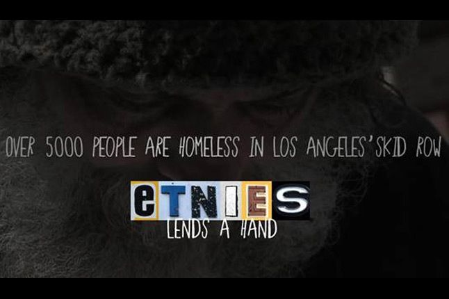 Etnies Lends A Hand 1