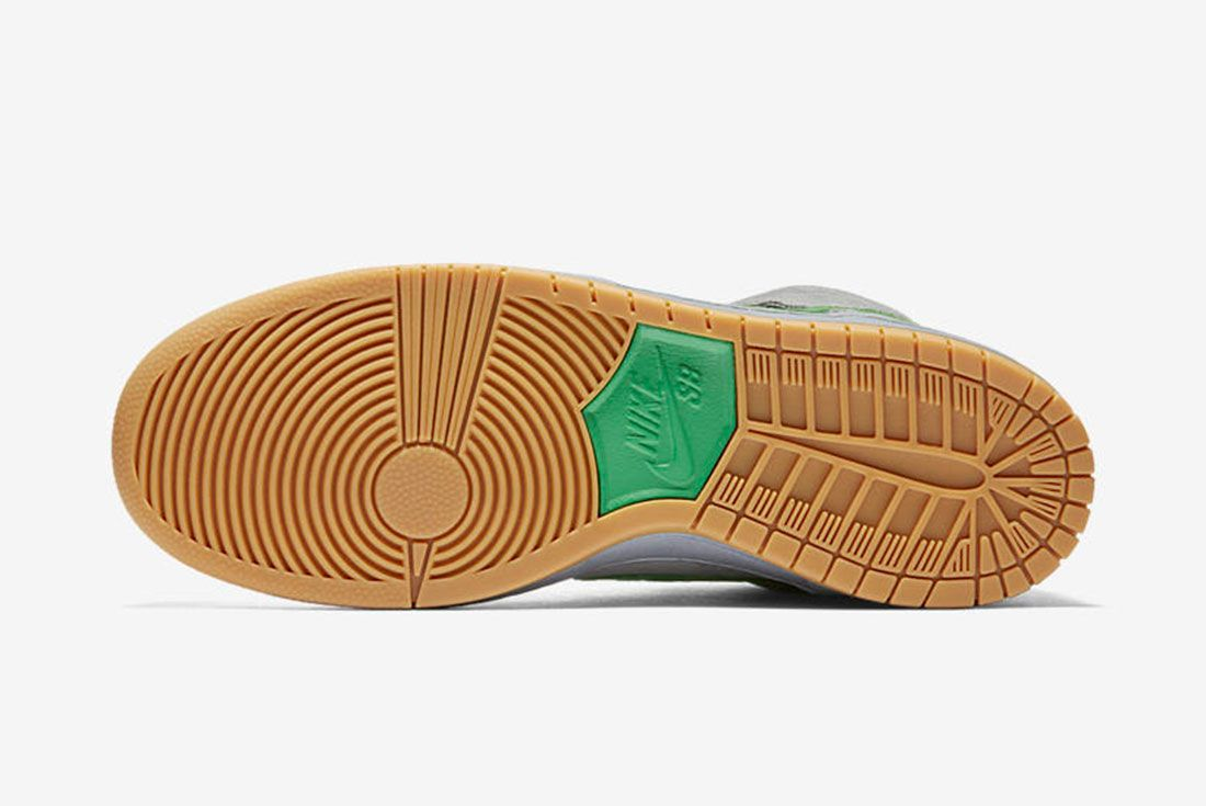 Nike Dunk High Sb 2