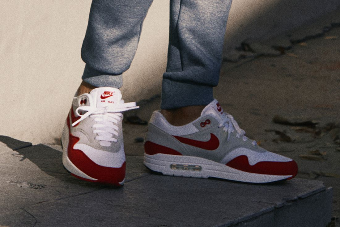 Nike Air Max 1 Sport Red Og 2