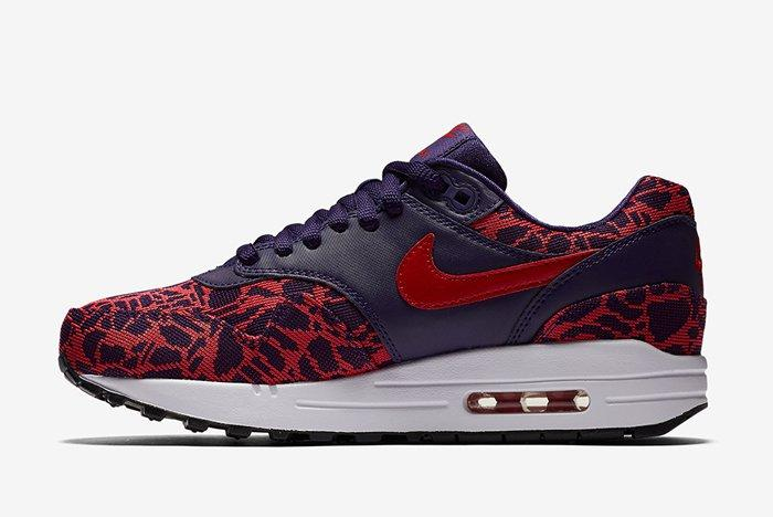 Nike Air Max 1 Wmns Spring 2016 Graphic 09