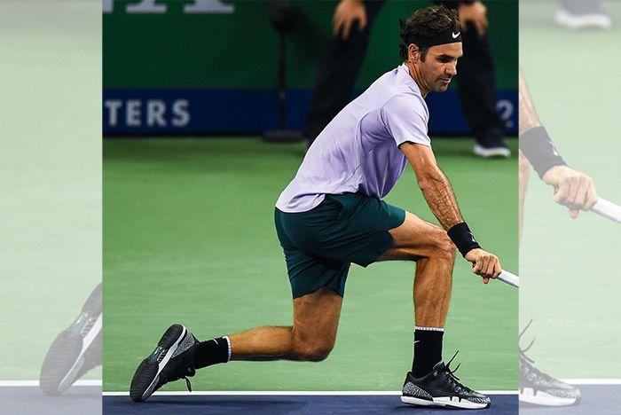 Roger Federer Vapor Atmos