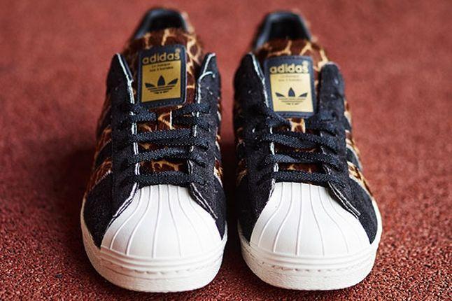 Xlarge X Adidas Originals Superstar 80S Front 1