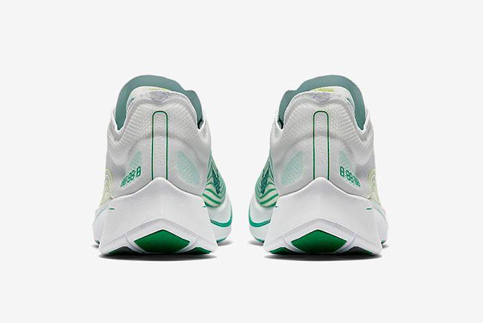 Nike Zoom Fly Lucid Gree Sneaker Freaker 5