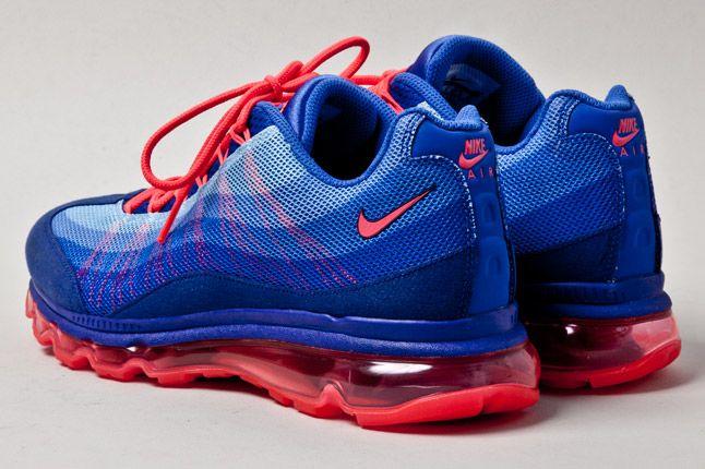 Nike Air Max 95 Wyn Blue Orange 3 1