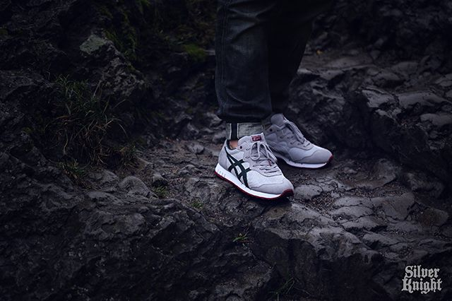 The Good Will Out Onitsuka Tiger X Caliber Silver Knight 6