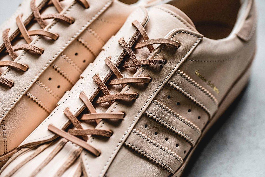Hender Scheme X Adidas Luxe Leather Pack2