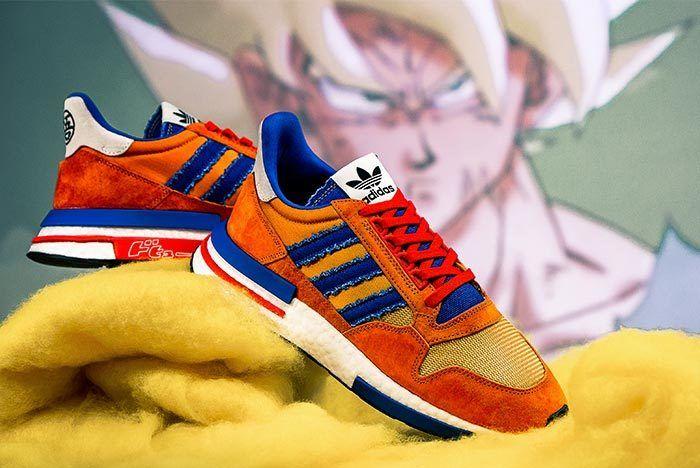 Adidas D97046 Zx500 Dragonball Z Son Goku 1