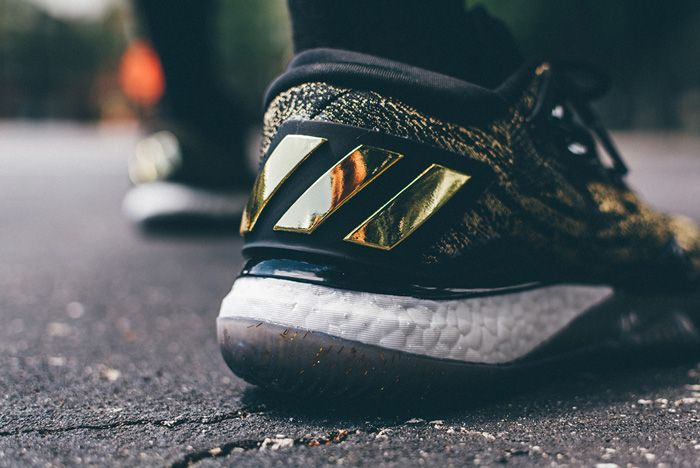 Adidas James Harden Crazylight 2016 Pe Gold Standard 6