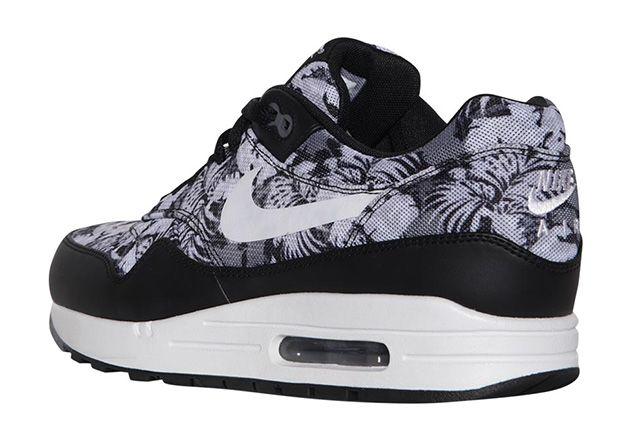 Nike Air Max 1 Monochrome Floral 2